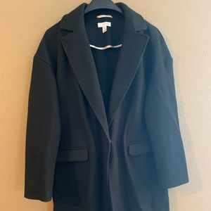 Women's Topshop Pea Coat